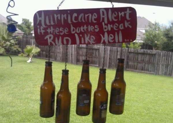 Hurricane Warning System - Funny pictures