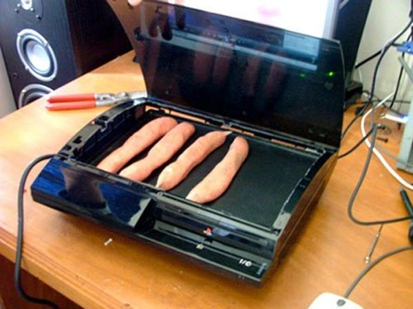 PS3 barbecue -funnypictures.me