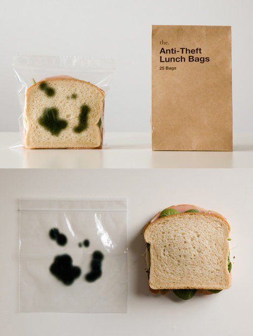 Anti Theft Lunch Bags - funnypictures.me