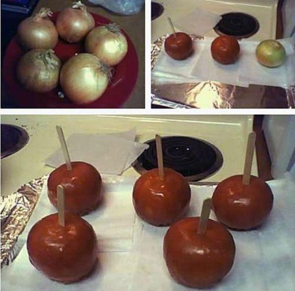 Cruel Halloween Prank - funnypictures.me