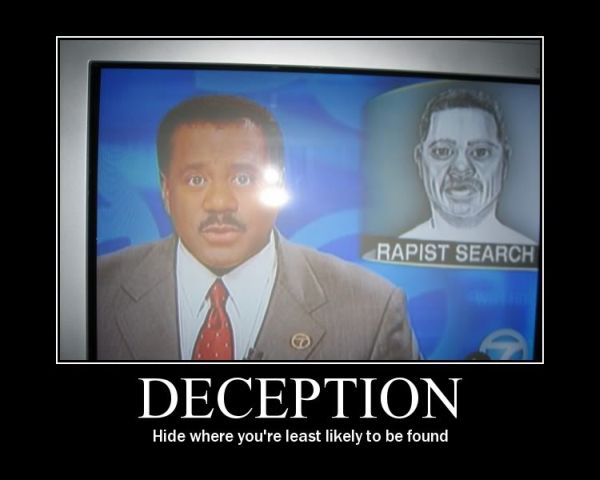 Deception - Funny pictures