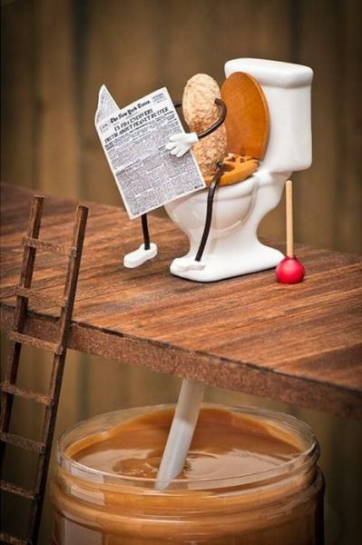 How Peanut Butter Is Made - funnypictures.me