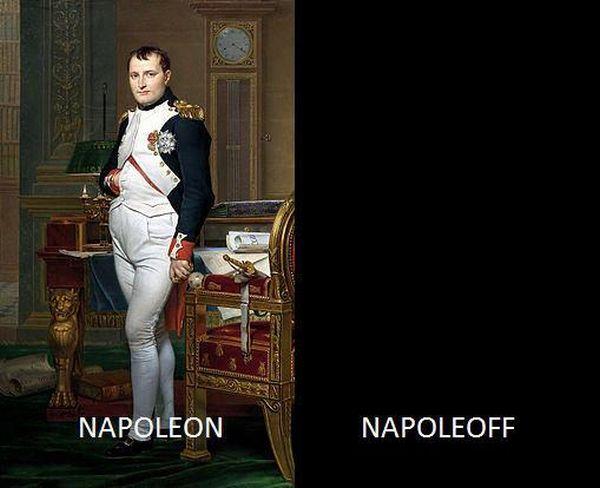 Napoleon - Napoleoff - Funny pictures