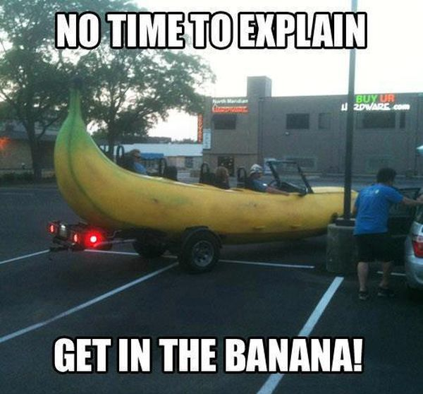 No Time To Explain! - funnypictures.me