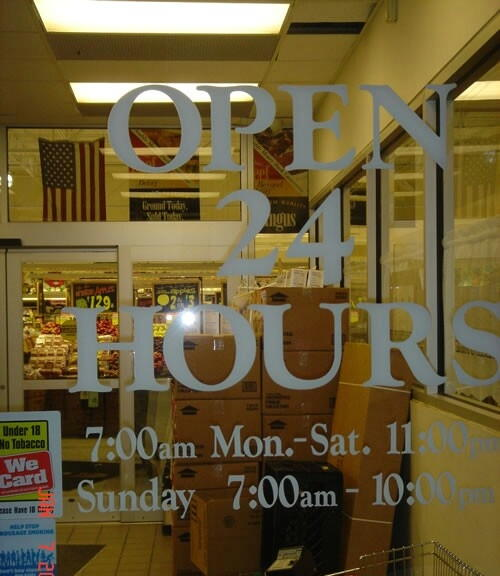 Open 24 Hours - Funny pictures