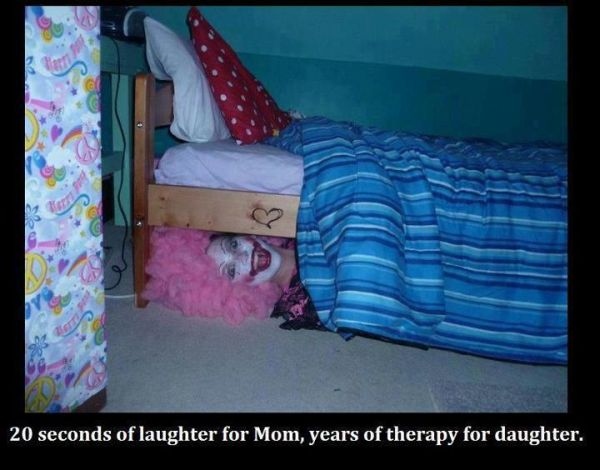 Scary Mom - Funny pictures