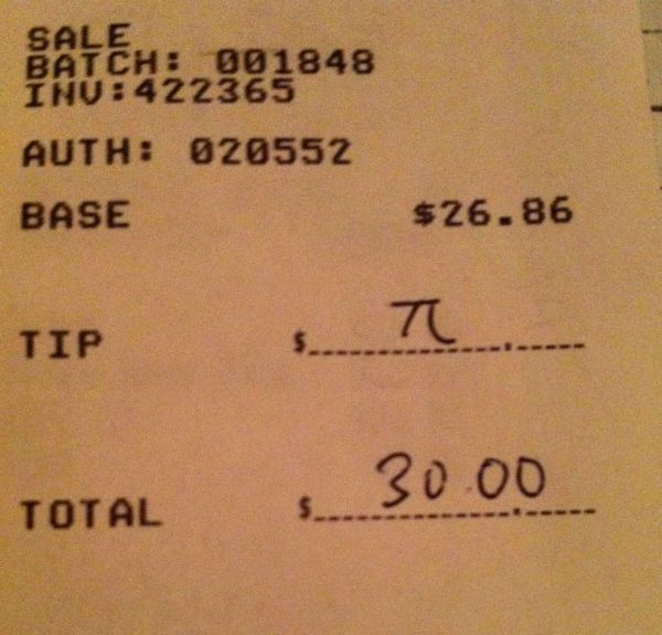 Pi Tip - funnypictures.me