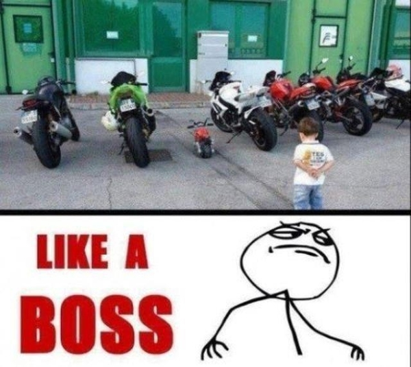 Parking Like A Boss - Funny pictures