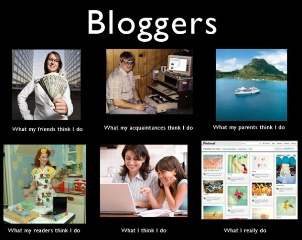 Bloggers - Funny Pictures