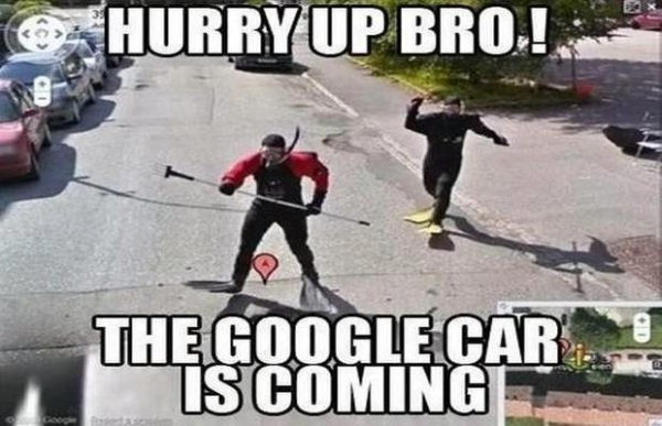 Hurry up bro - Funny pictures