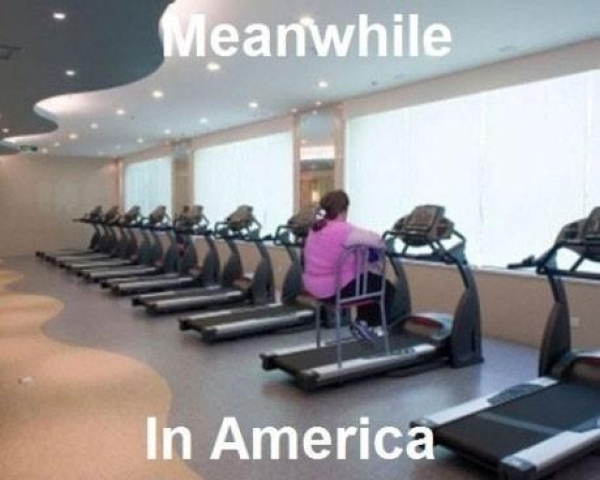 Meanwhile in America - Funny pictures