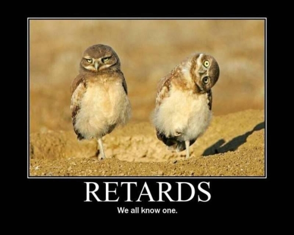 Retards - Funny pictures