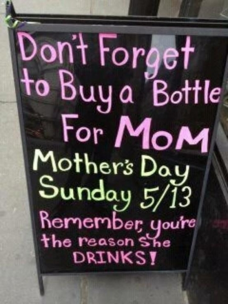 Mothers day - Funny pictures