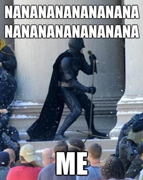 Nananana me - Funny Pictures