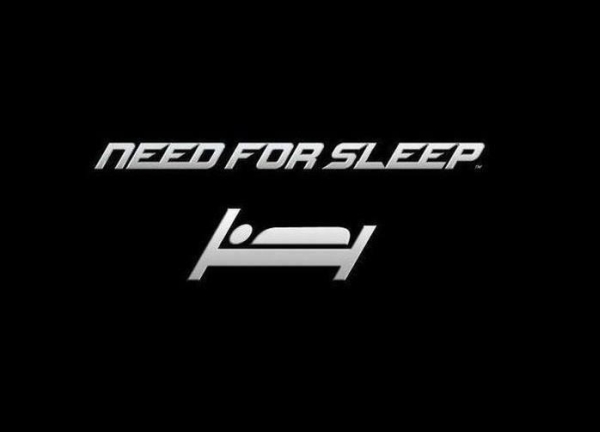 Need for sleep - Funny pictures