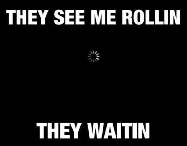 They see me rollin - Funny pictures