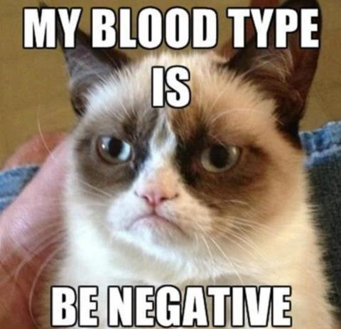 What's Your Blood Type? - Funny pictures