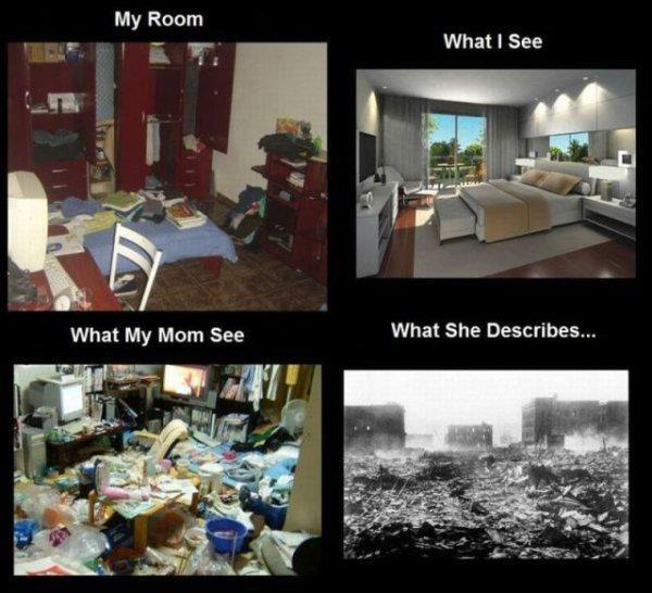 My Room - Funny pictures