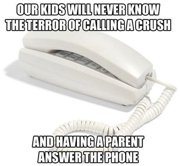 Our Kids Will Never Know - Funny pictures