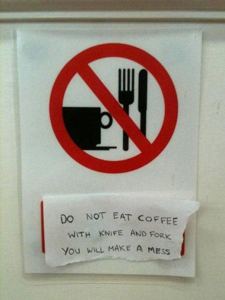 How To Avoid Mess - Funny pictures