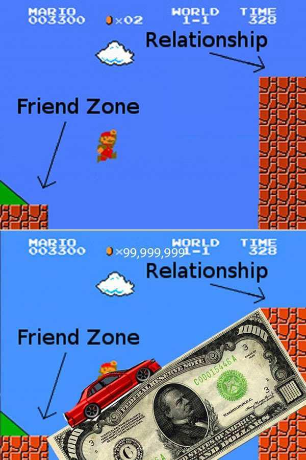Bridging The Friendzone - Funny pictures