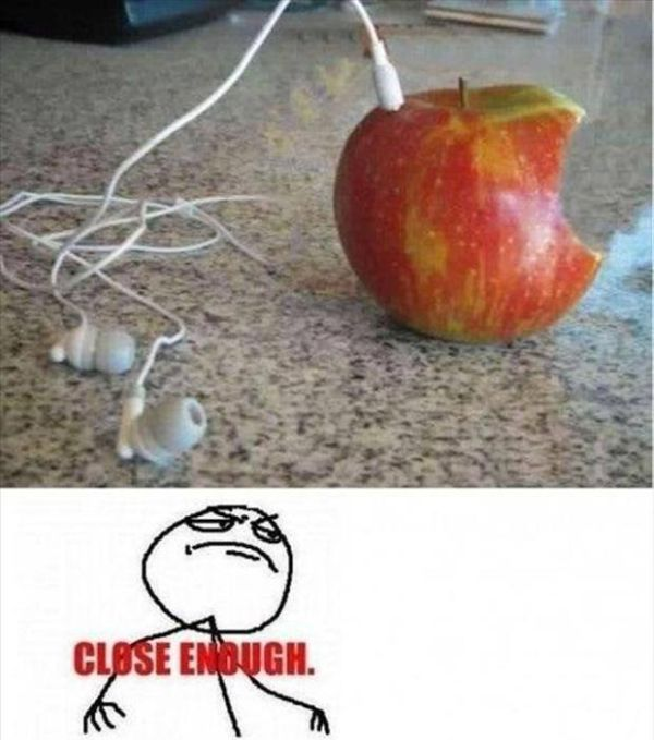 Close Enough - Funny pictures