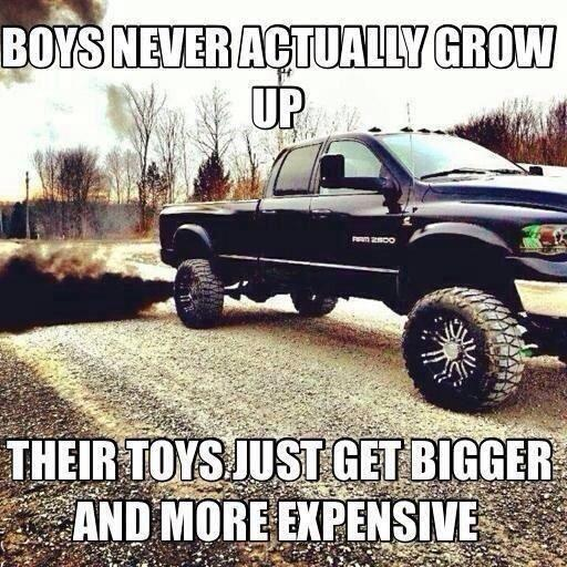 Boys Never Actually Grow Up - Funny pictures