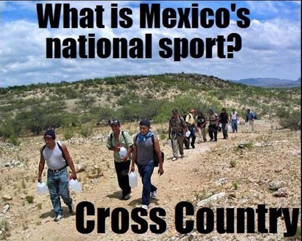 What's Mexico's National Sport? - Funny pictures
