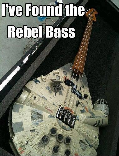 Rebel Bass - Funny pictures