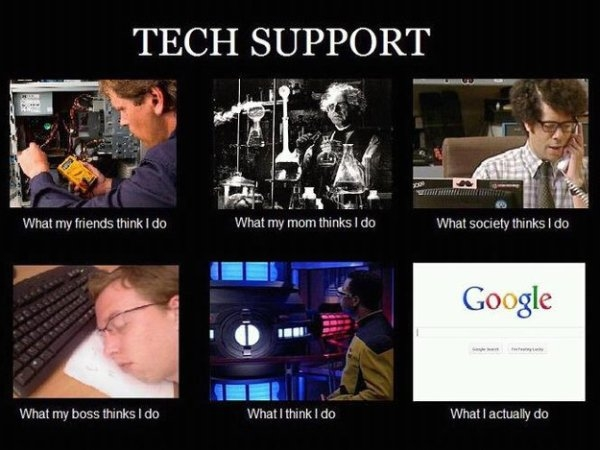 Tech Support - Funny pictures