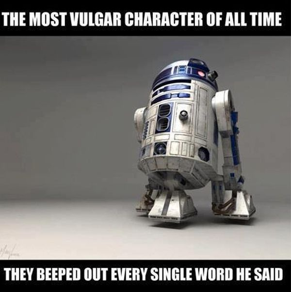 The Most Vulgar Character Of All Time - Funny pictures
