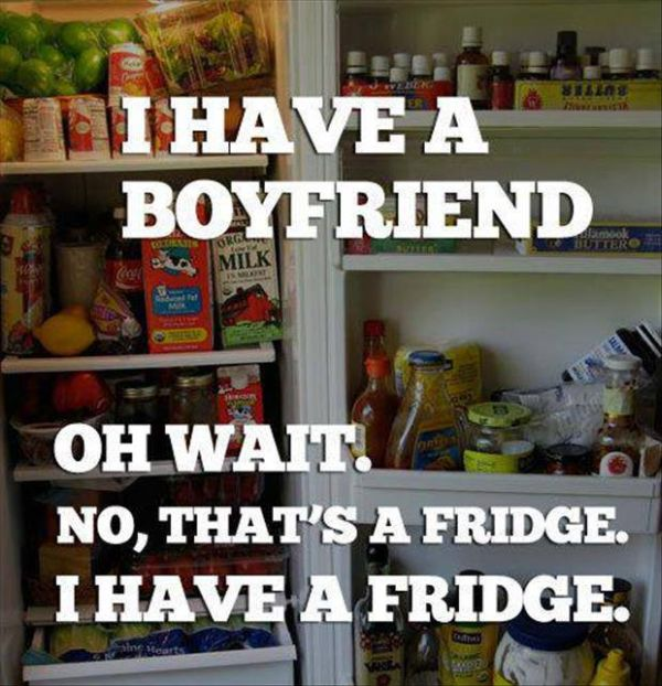 I Have A Boyfriend! - Funny pictures
