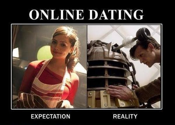 Online Dating - Funny pictures