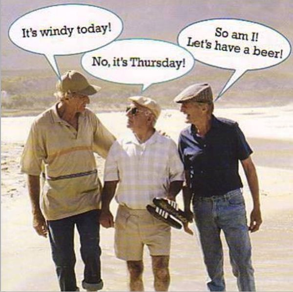 Windy Beer Day - Funny pictures