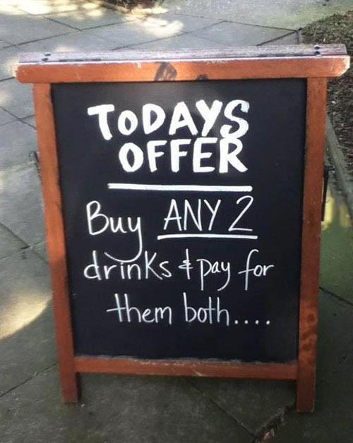 Best Offer Ever - Funny pictures