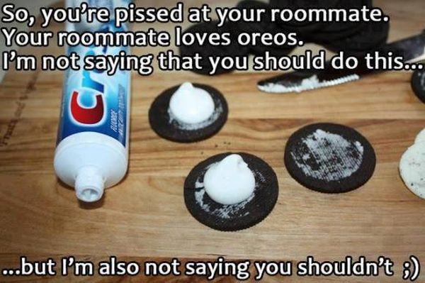 Roommate Prank - Funny pictures