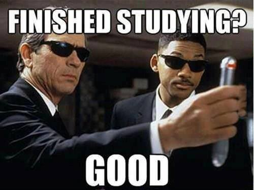 Finished Studying? - Funny pictures