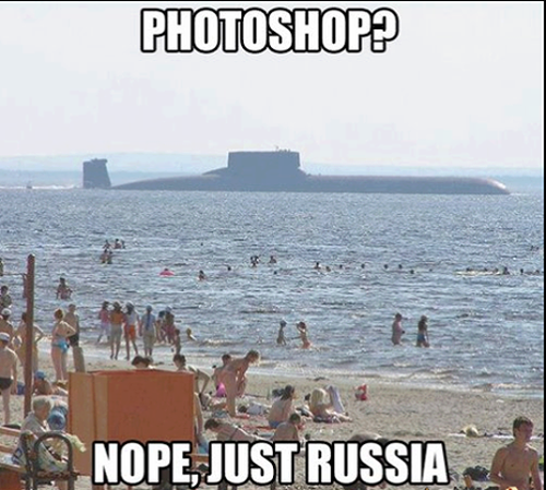 Meanwhile In Russia - Funny pictures
