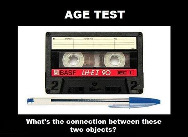 Age Test - Funny pictures