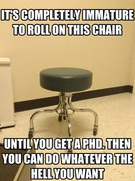Rolling Chair - Funny pictures