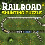 Railroad Shunting Puzzle 2 - Free online game