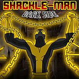 Shackle-Man. Dark Side - Free online games
