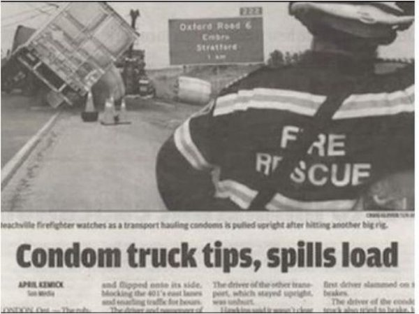 Funny Newspaper Articles And Headlines - Funny pictures