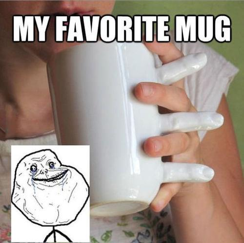 Favorite Mug - Funny pictures