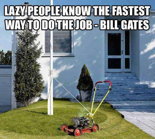 Lazy People - Funny pictures