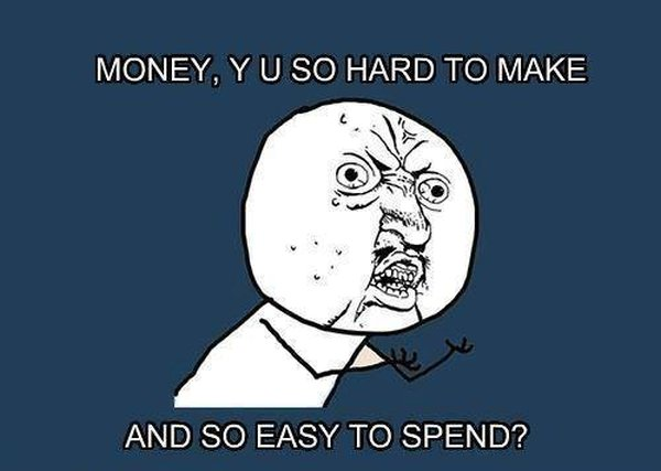 Money... - Funny pictures