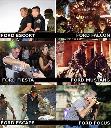 Ford - Funny pictures
