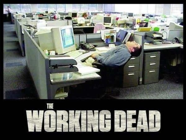 The Working Dead - Funny pictures
