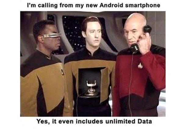 New Android Smartphone - Funny pictures