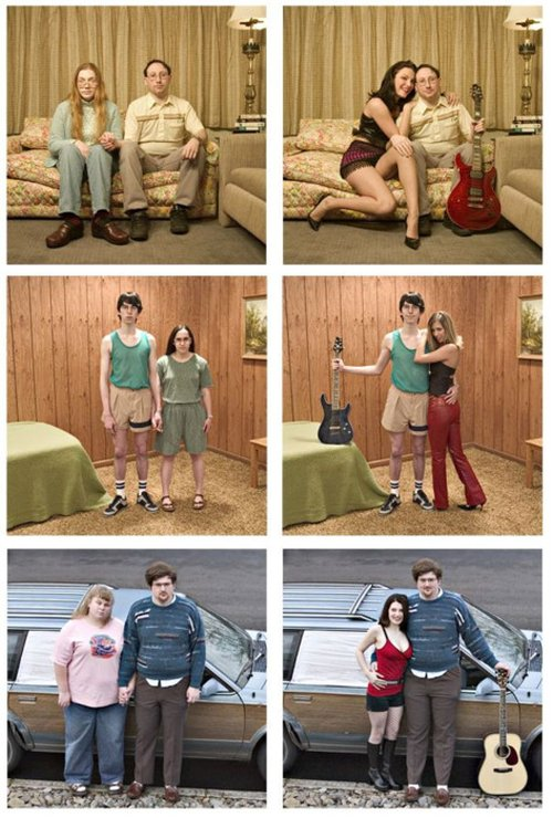 The Power Of Guitars - Funny pictures